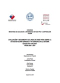 Situacion Maternidad y Paternidad sistema escolar 2008